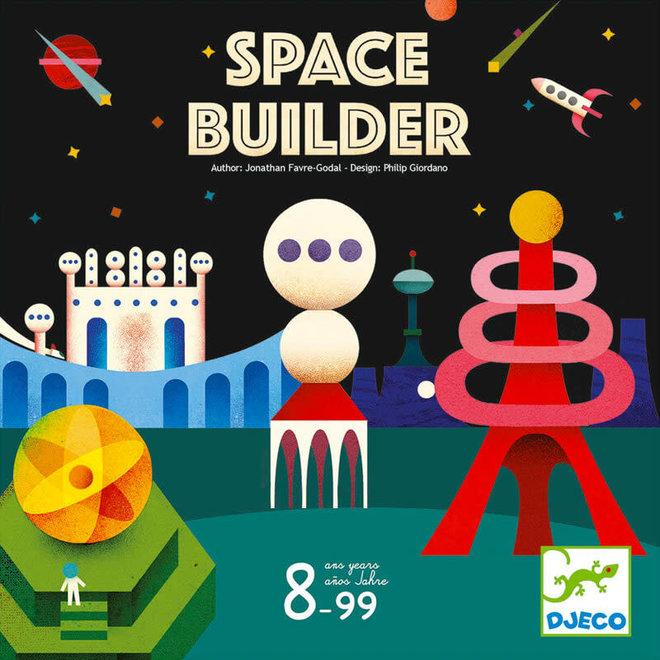 Spel Space Builder 8+