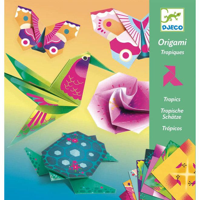 Origami tropisch 7+