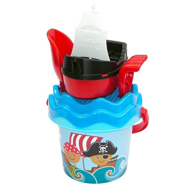 Emmerset piraat klein