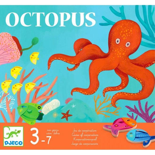 Djeco Vissenspel Octopus