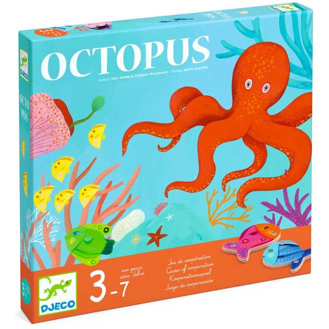 Djeco Spel Octopus (3-7 jaar)