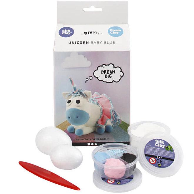DIY kit - Unicorn Baby Blue
