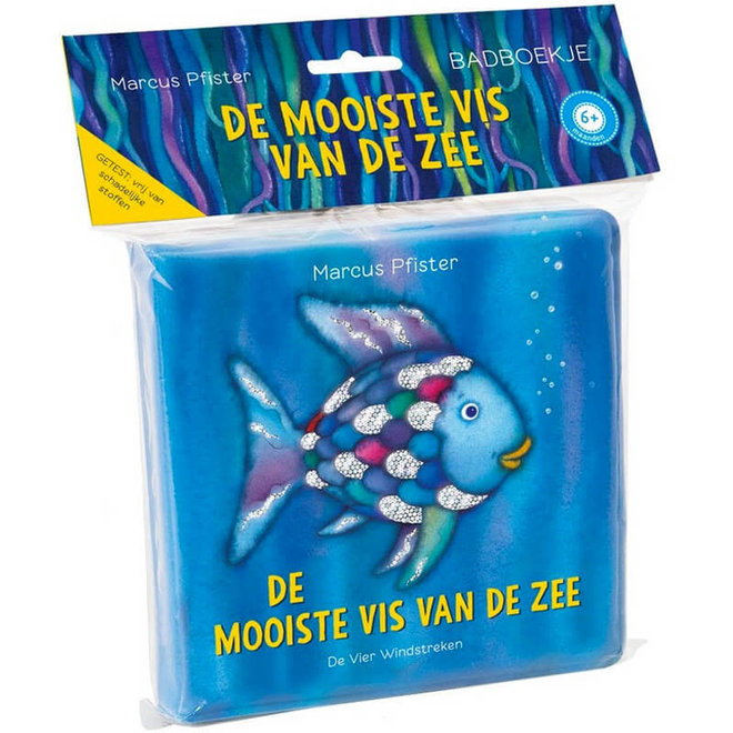 De mooiste vis van de zee - Badboekje