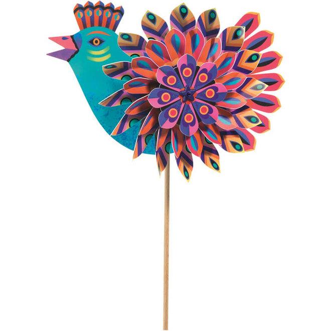 Windmolen vogel