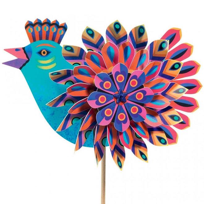 Djeco Windmolen Vogel