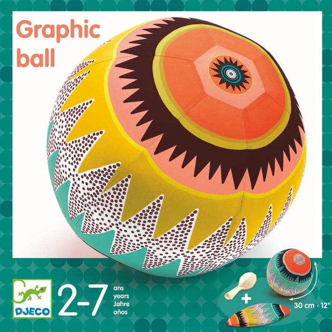 Djeco Ballonbal Grafisch