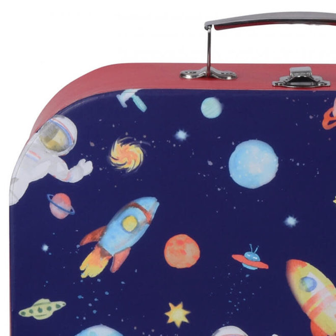 Koffertje ruimte (groot)