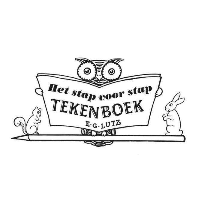 Het stap voor stap tekenboek