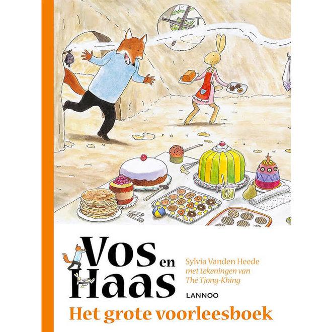 Het grote voorleesboek van Vos en Haas