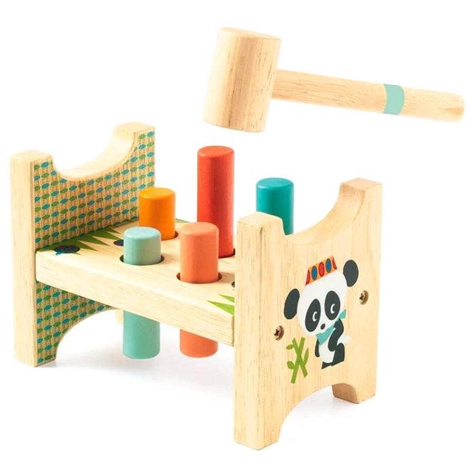 Djeco Hamerbank Panda