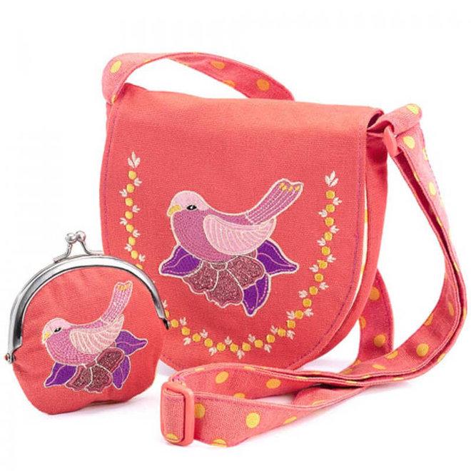 Tas & portemonnee vogel