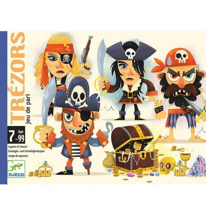 Kaartspel piraten 7+