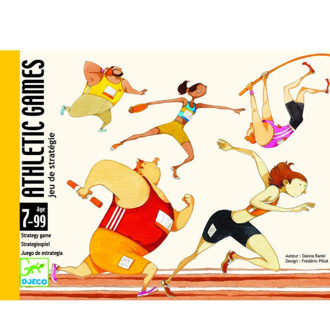 Kaartspel atletiek 7+