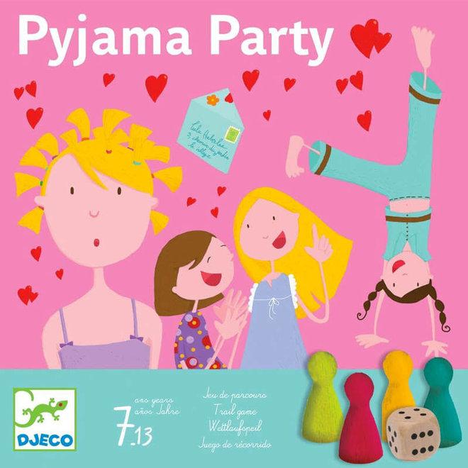Spel Pyjama Party 7+