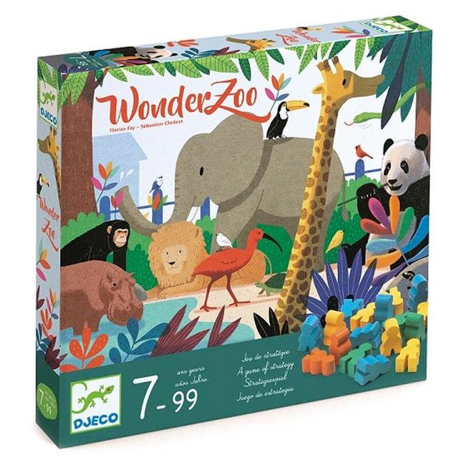 Djeco Spel WonderZoo
