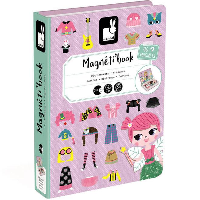 Magneetboek mode (3-8 jaar)