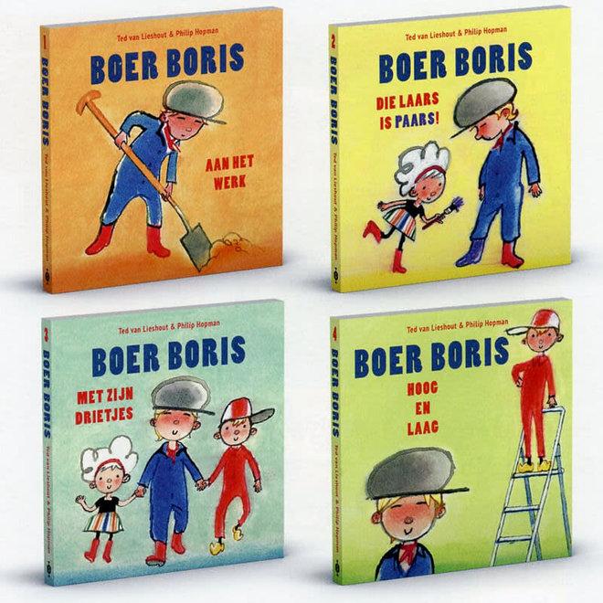 Boer Boris uitdeelboekjes (16st)
