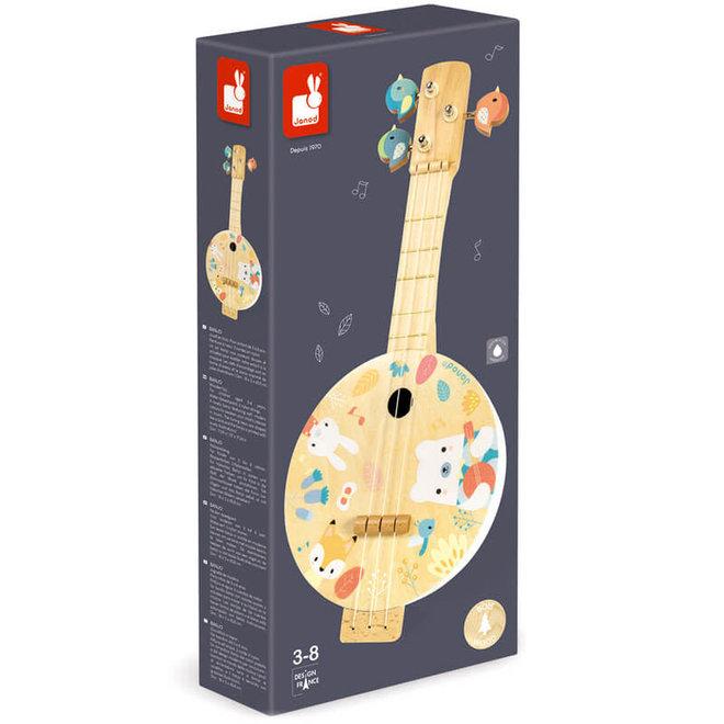 Janod Pure Banjo (3-8 jaar)