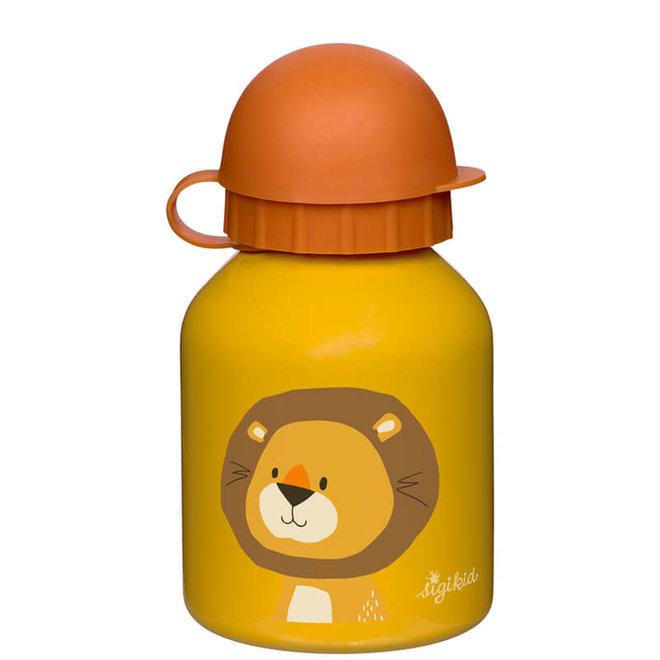 Drinkfles leeuw RVS 250ml