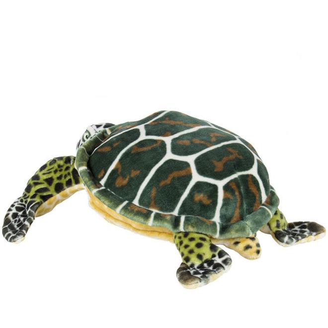 Knuffel zeeschildpad