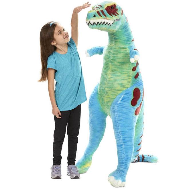 Gigantische knuffel T-Rex (140cm)
