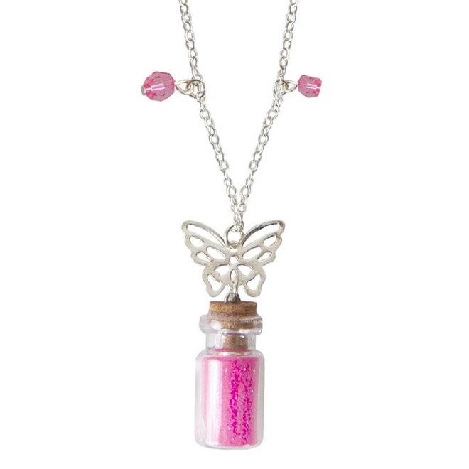 Ketting Fairy Dust Pink