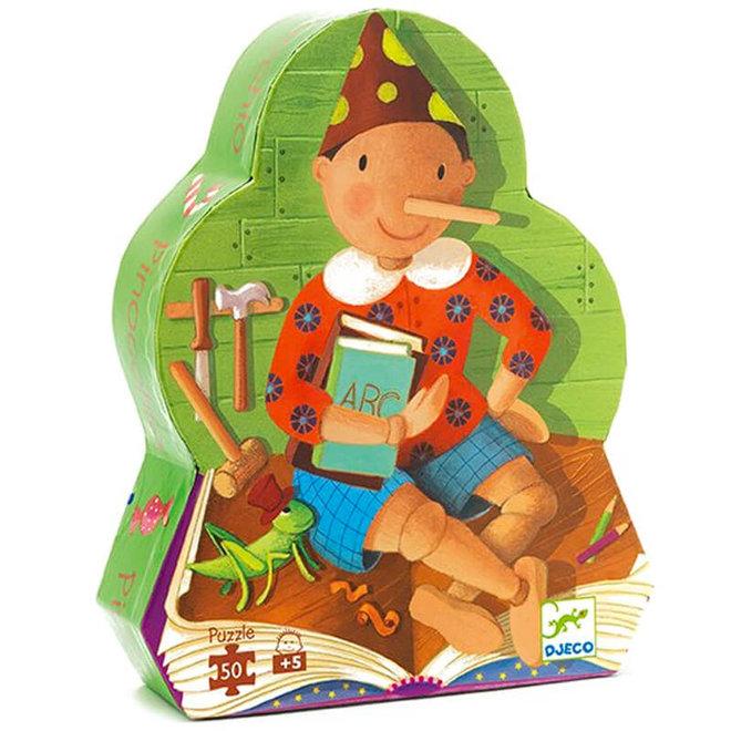 Puzzel Pinokkio (50st) 5+