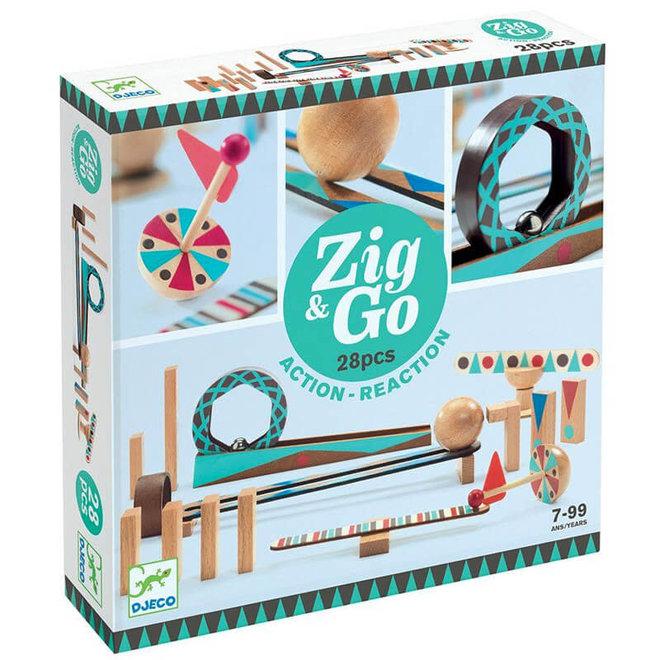 Zig & Go actie-reactie (28st) 7+