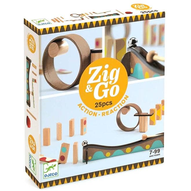 Zig & Go actie-reactie (25st) 7+