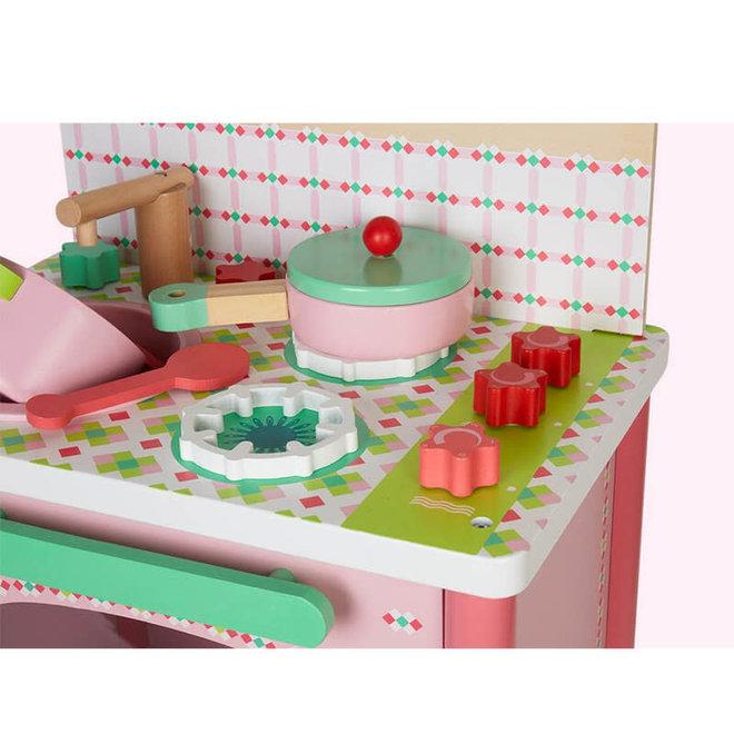 Djeco Keukentje roze