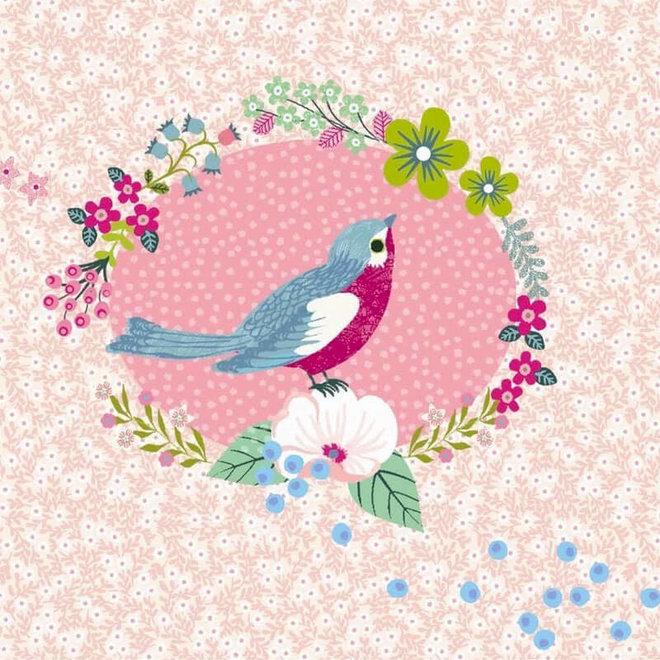 Djeco muziekdoosje vogel