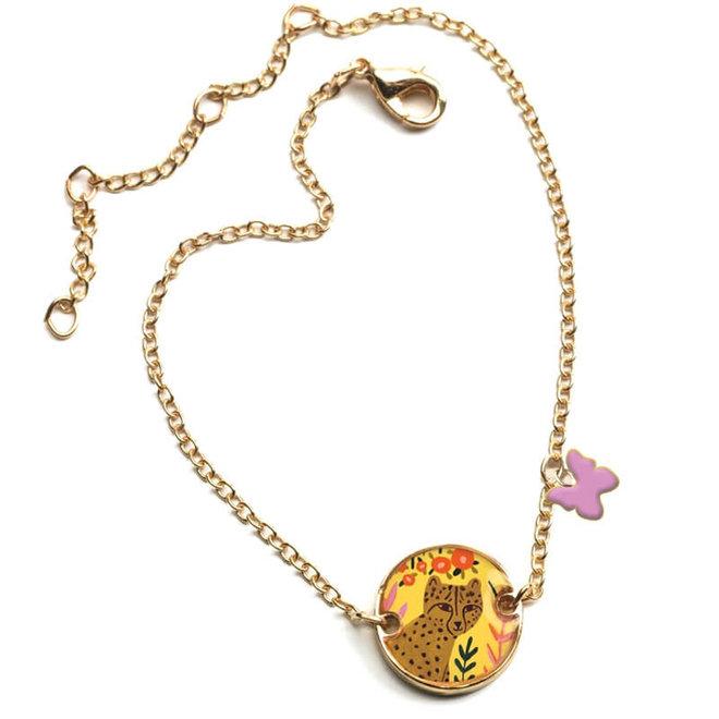 Armband luipaard
