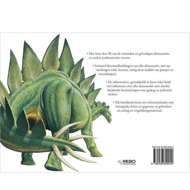 Dinosauriërs, angstaanjagende wezens