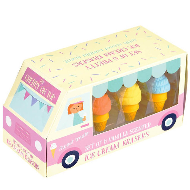Gummetjes ice cream (6st)