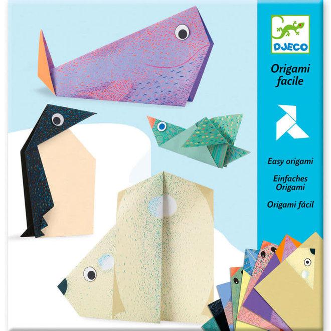 Origami pooldieren 5+