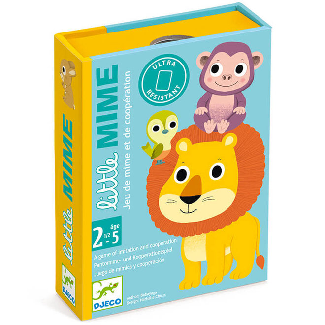 Kaartspel Little Mime 2,5+