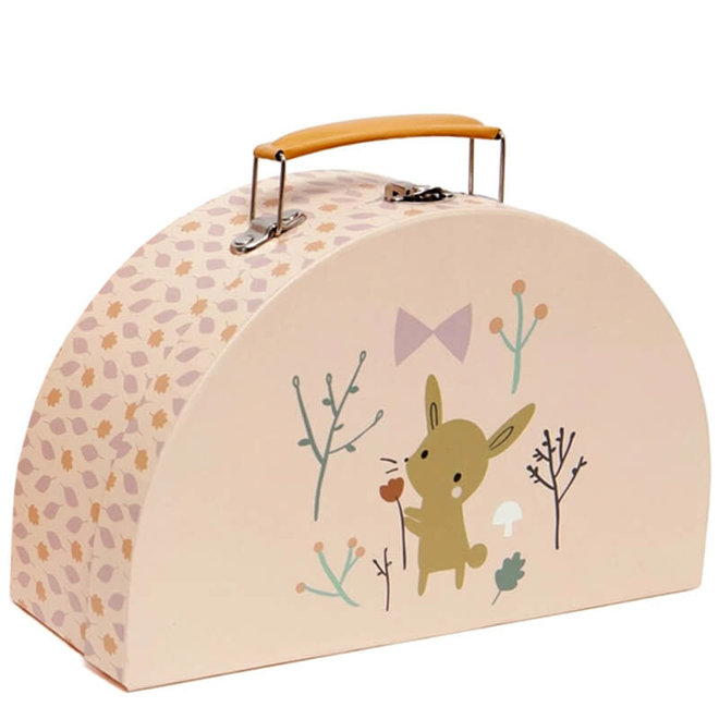 Koffertje konijn