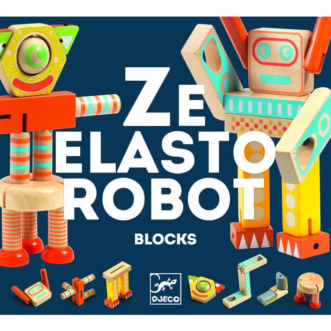 Djeco Ze Elasto Robot