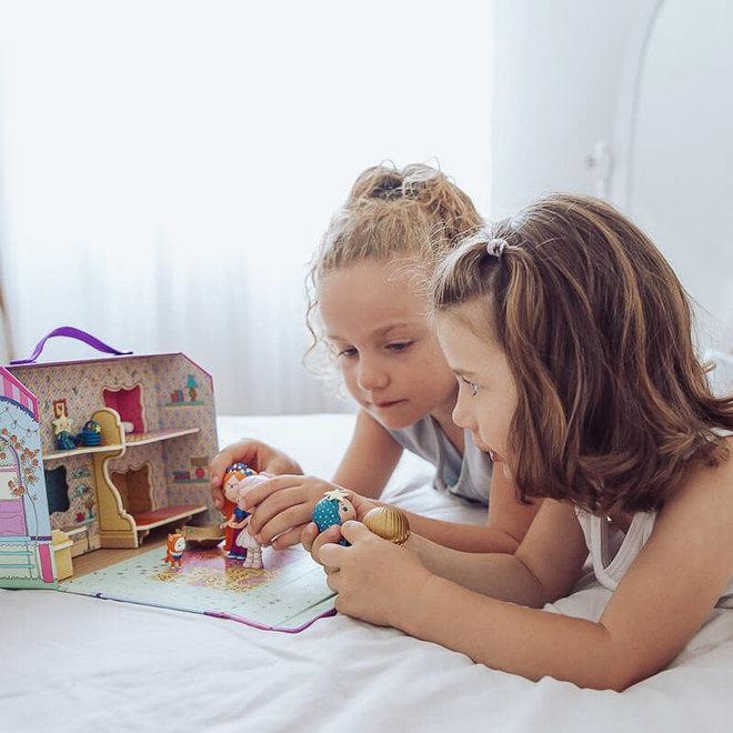 Djeco Tinyly caravan huis van Bluchka & Indie