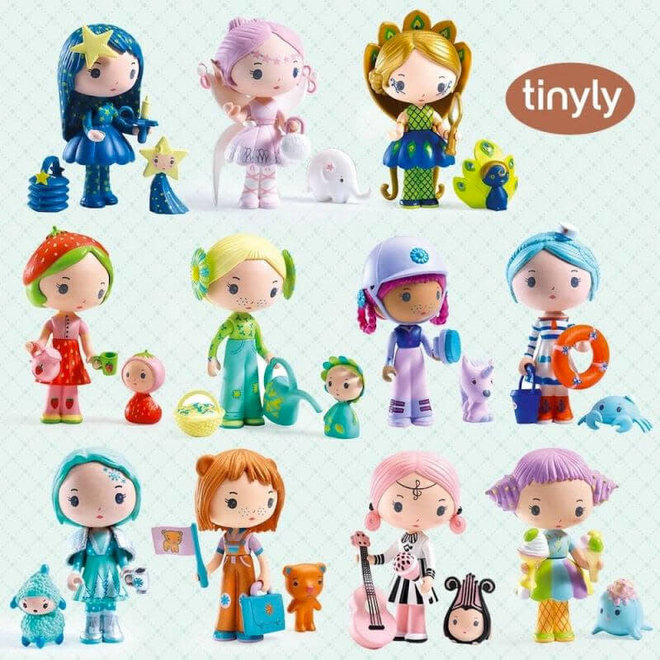 Djeco Tinyly Tutti & Frutti