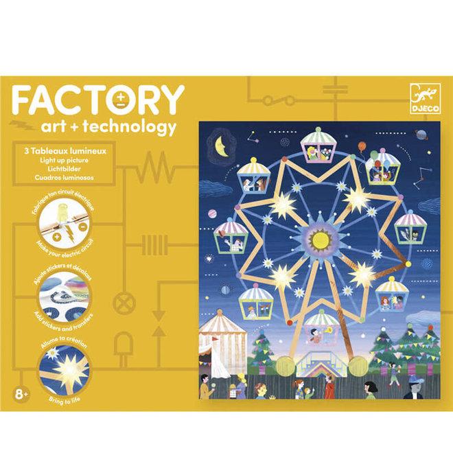 Djeco Factory art + technology pretpark