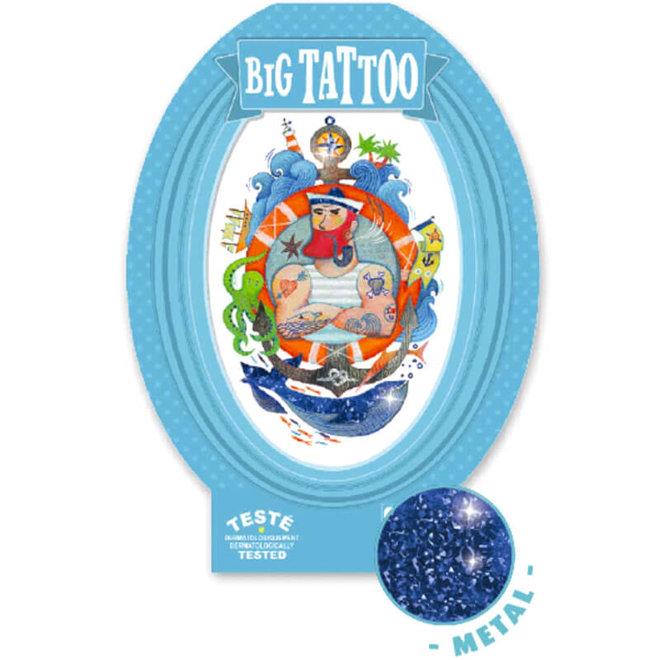 Grote tattoo - Zeeman