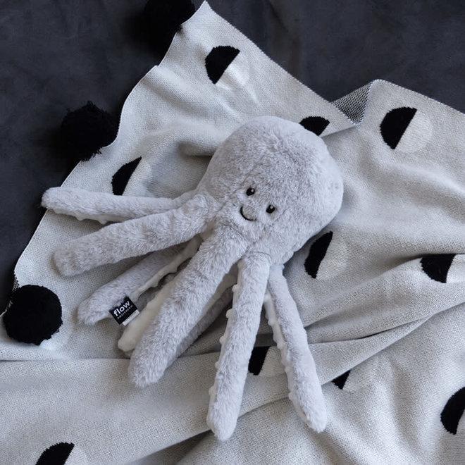 Knuffel met hartslag - Olly de Octopus