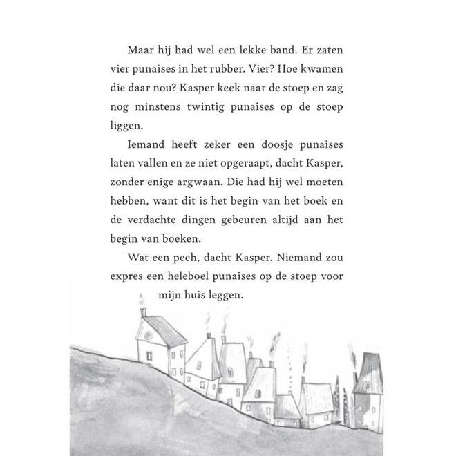 Kasper wordt een mammoet (deel 3)