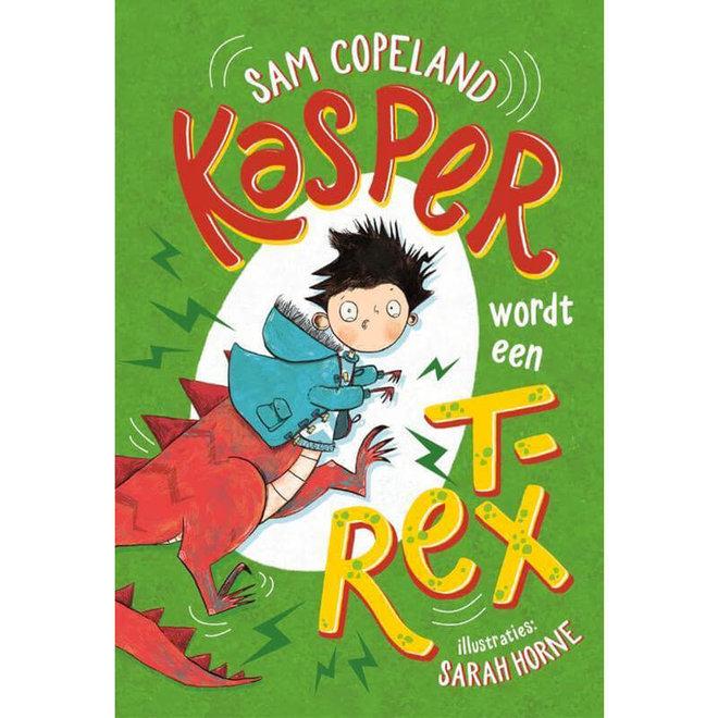 Kasper wordt een T-rex (2) 7+
