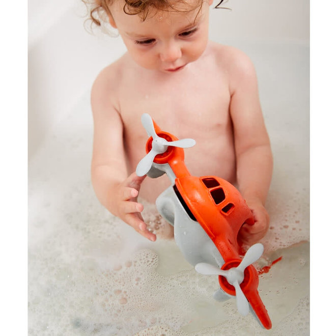Green Toys Watervliegtuig brandweer