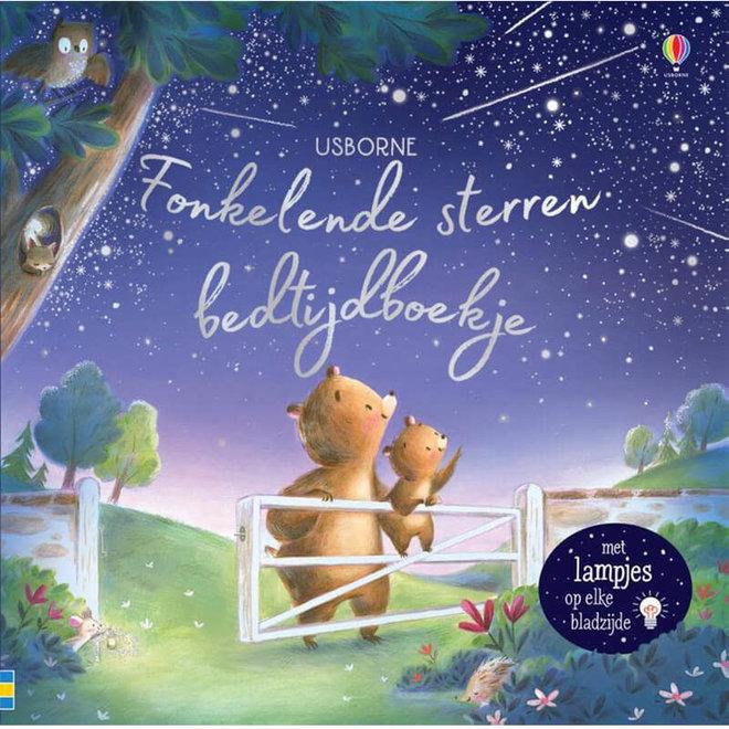 Fonkelende sterren bedtijdboekje - met lampjes