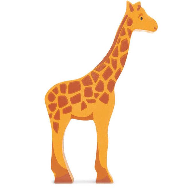 Houten safaridier - Giraf