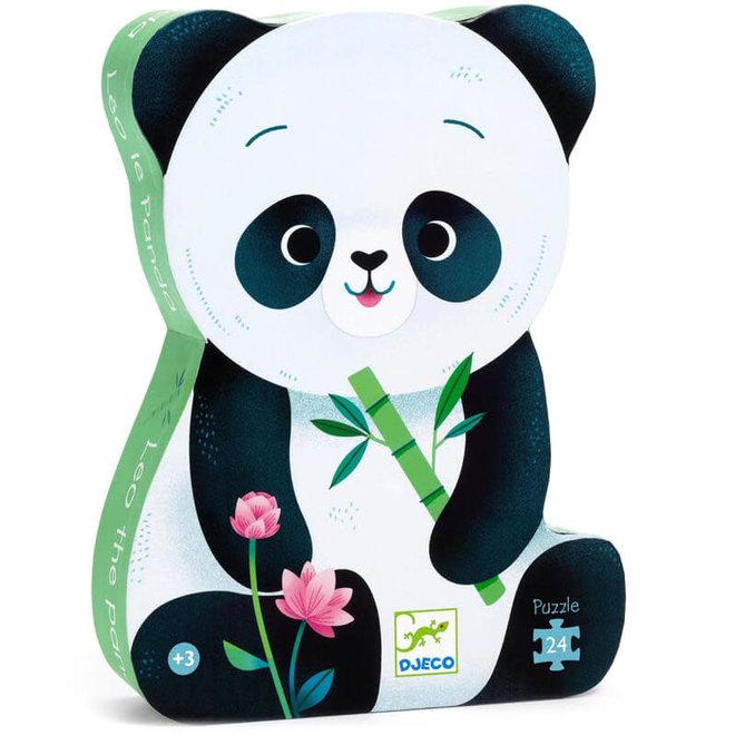 Djeco puzzel panda (24 stukjes)