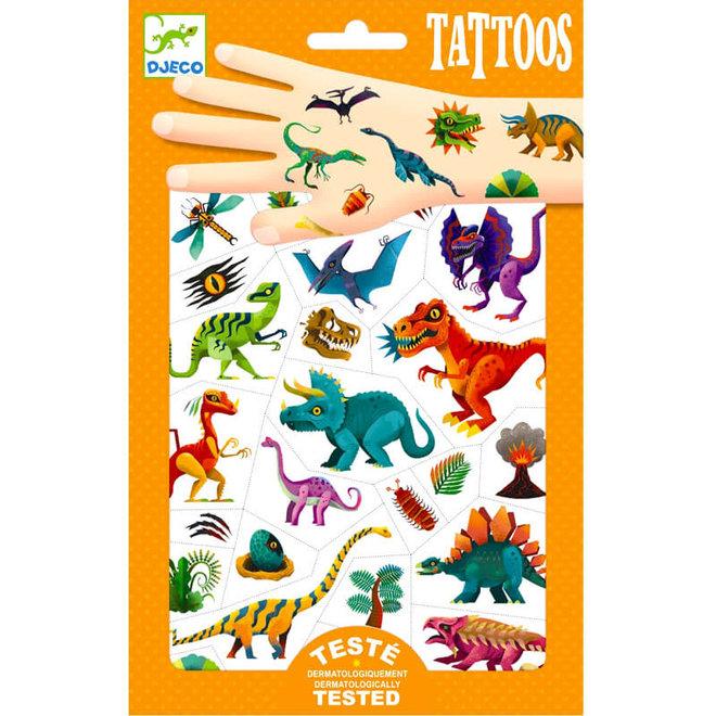 Djeco Tattoos Dino's